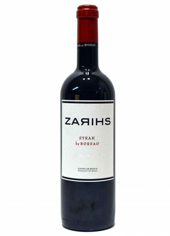Zarihs Syrah By Borsao