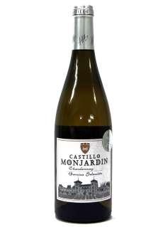 Fehér bor Castillo Monjardín Chardonnay Fermentado en Barrica