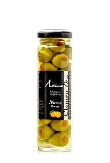 Olajbogyó Clemen, Olives-Naranja