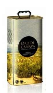 Olívaolaj Oro de Cánava