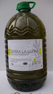 Olívaolaj Serra la Llena