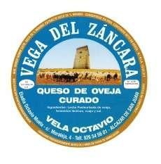 Pácolt sajt Vega del Záncara