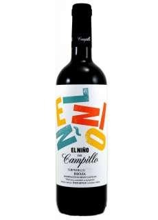 Vörösbor El Niño de Campillo - 75 CL